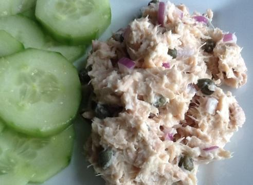 Tuna Salad Recipe Red Onion